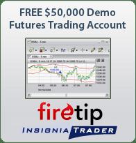 Firetip / InsigniaTrader Futures Trading Demo