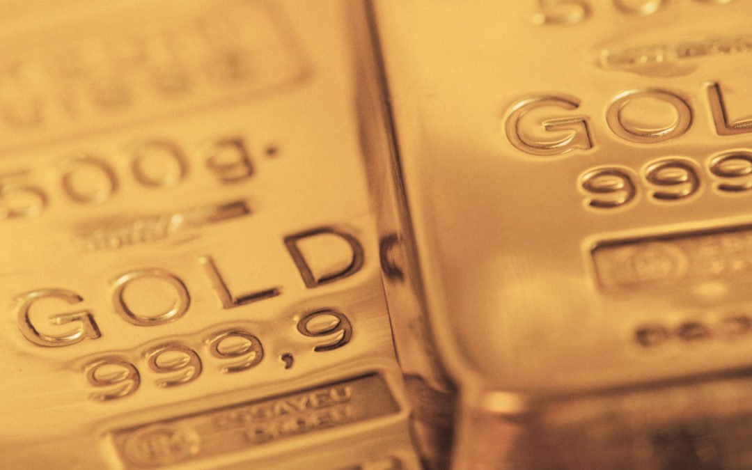 Gold Futures Prices are Consolidating