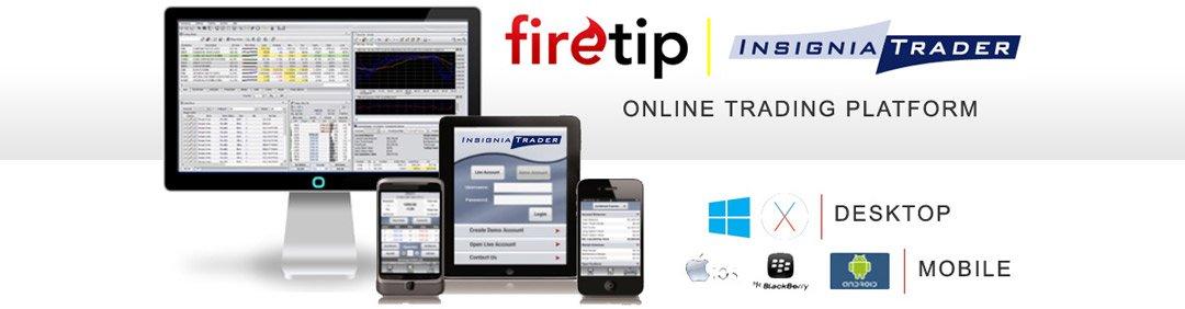 Firetip - InsigniaTrader Futures Trading Platform