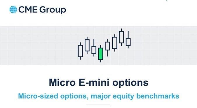 Micro Emini Stock Index Options Launching Aug. 31